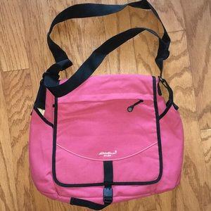 Eddie  Bauer travel laptop bag or satchel